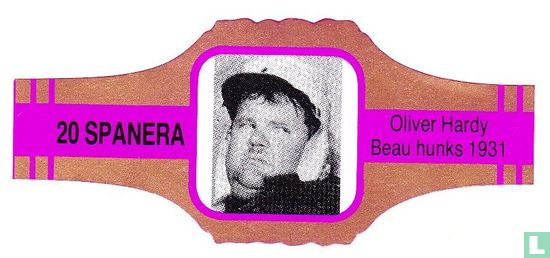 Spanera - Oliver Hardy Beau Hunks 1931
