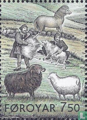 Faeröer - Vikingen