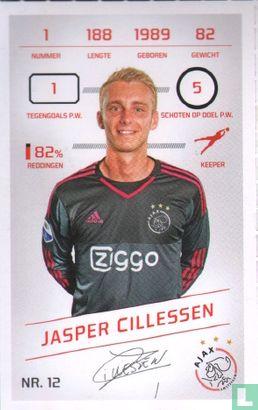 Plus - Jasper Cillessen