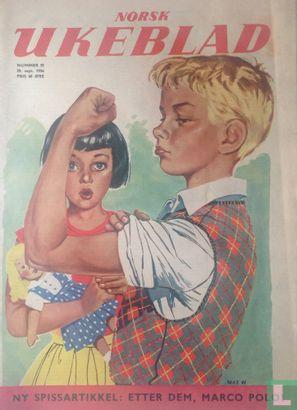 Norsk Ukeblad 39 - Afbeelding 1