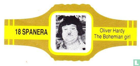 Spanera - Oliver Hardy The Bohemian Girl