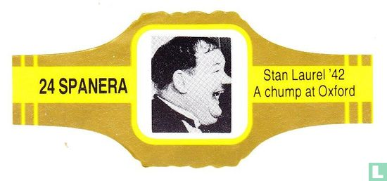 Spanera - Stan Laurel '42 A chump at Oxford