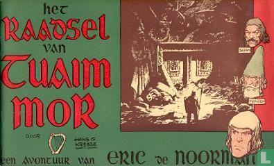 Eric de Noorman - Het raadsel van Tuaim Mor