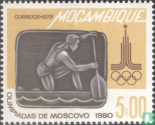 Mozambique - Olympic Games