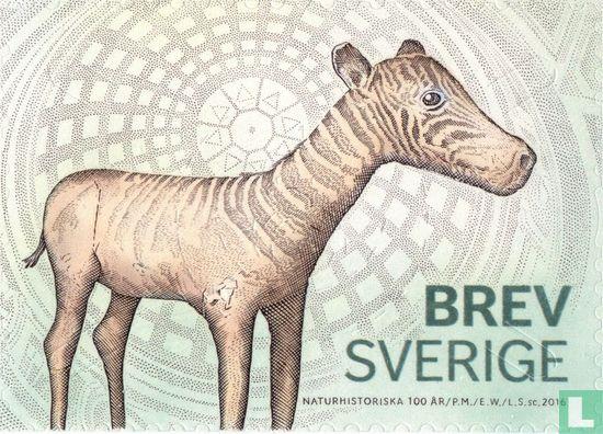 Zweden [SWE] - Museum nationale geschiedenis boekje v 2 serie