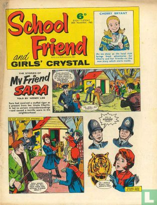 Always together - School Friend and Girls' Crystal 48