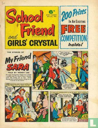 Always together - School Friend and Girls' Crystal 30