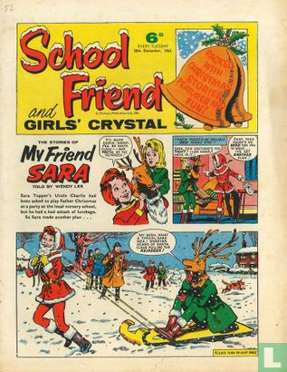 Always together - School Friend and Girls' Crystal 52