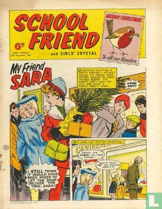 Bessie Turf - School Friend and Girls' Crystal 52
