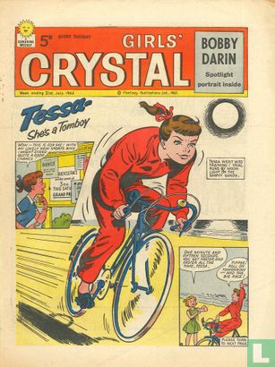Cherry and the Children - Girls' Crystal 29