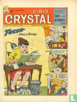 Cherry and the Children - Girls' Crystal 22