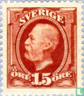 Schweden [SWE] - König Oskar II