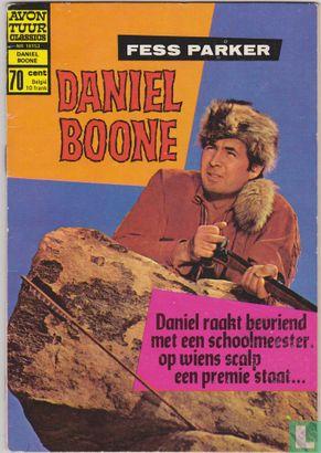 Daniel Boone - De spoorzoekers