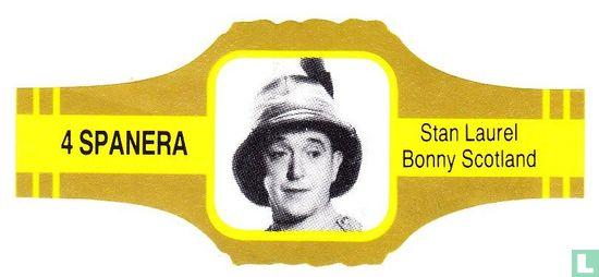 Spanera - Stan Laurel Bonny Scotland