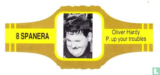 Spanera - Oliver Hardy p. up your troubles