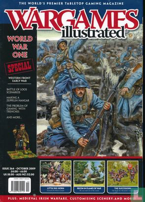 Wargames Illustrated 264 - Afbeelding 1