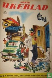 Norsk Ukeblad 32 - Afbeelding 1