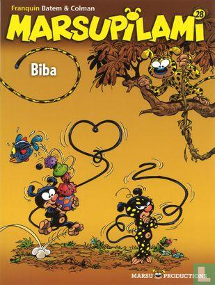 Marsupilami (Krokomootje) - Biba
