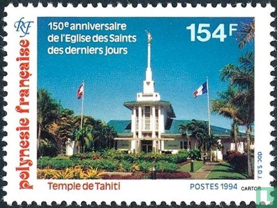 Frans-Polynesië - 150 jaar Mormoonse kerk