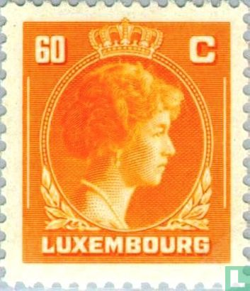 Luxemburg - Großherzogin Charlotte