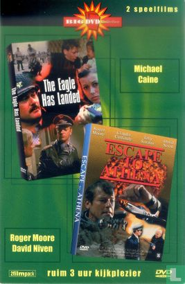 DVD - Escape to Athena + The Eagle has Landed