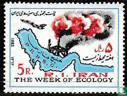 Iran (Perzië) - The week of Ecology