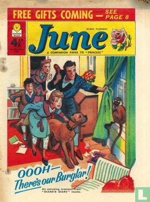 Against All Odds - June 30