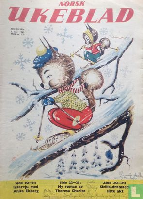 Norsk Ukeblad 6 - Afbeelding 1
