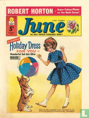 Diana's Diary - June 61
