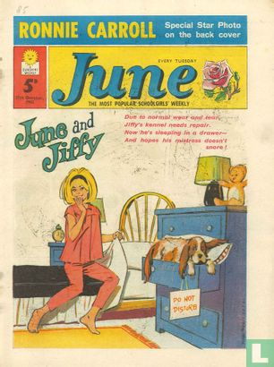 Anna and the Circus - June 85