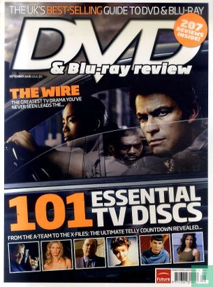 DVD & Blu-ray Review 120 - Afbeelding 1