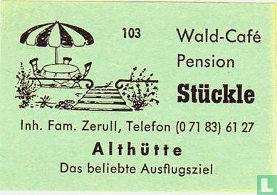 Pension Stückle - Fam. Zerull