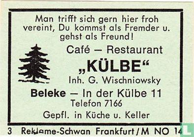 """""""Külbe"""" - G. Wischniowsky"""