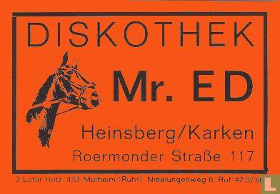Diskothek Mr. Ed