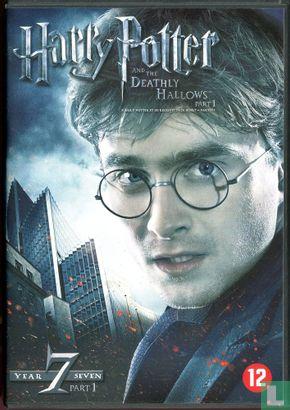 DVD - Harry Potter and the Deathly Hallows Part 1 / Harry Potter et les réliques de la mort - partie 1