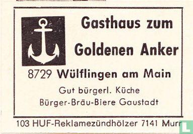Gasthaus zum Goldenen Anker