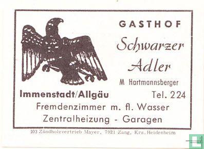 Schwarzer Adler - M. Hartmannsberger