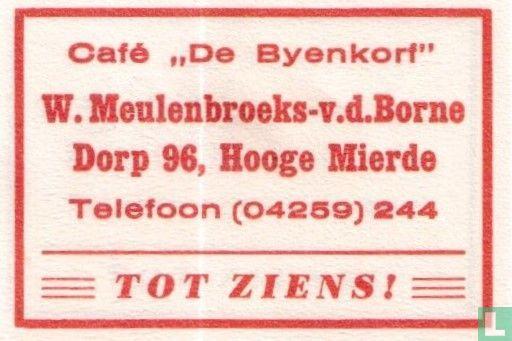Cafe De Bijenkorf - Image 1