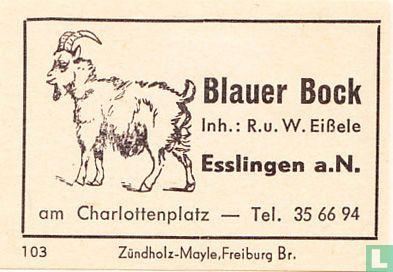 Blauer Bock - R.u.W. Eissele