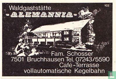 """""""Alemannia"""" - Fam. Schosser"""
