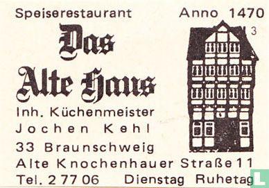 Das Alte Haus - Jochen Kehl