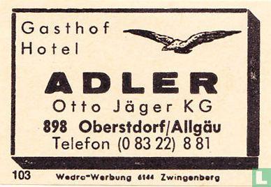 Gasthof Hotel Adler - Otto Jäger