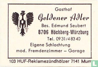 Goldener Adler - Edmund Seubert