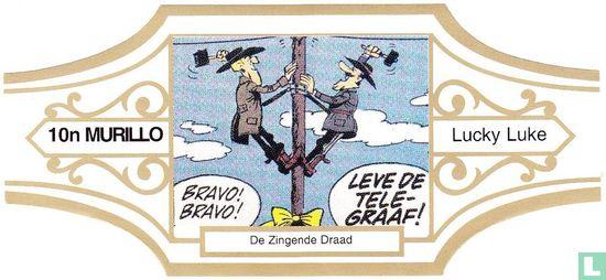 Murillo - Lucky Luke Singing 10n Wire