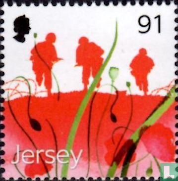 Jersey - Commemorating World War I