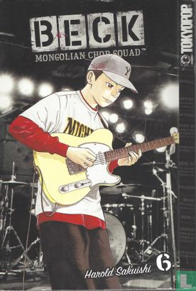 Beck [Harold Sakuishi] - Mongolian Chop Squad 6