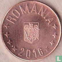 Roumanie - Roumanie 5 bani 2016