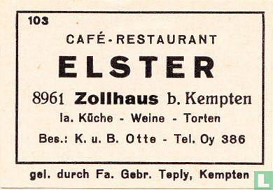 Café-Restaurant Elster - K.u.B. Otte