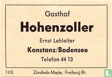 Gasthof Hohenzoller - Ernst Lehleiter