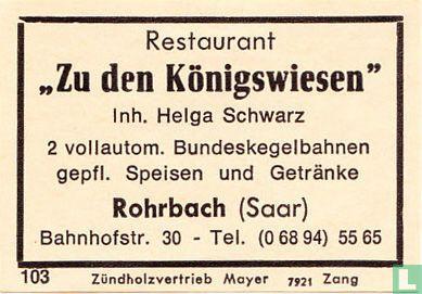 """""""Zu den Königswiesen"""" - Helga Schwarz"""
